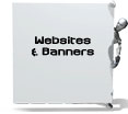 Websites and Banners